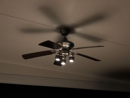Gold Coast Outdoor Ceiling Fans Intended For Fashionable Ceiling Fan (View 7 of 15)