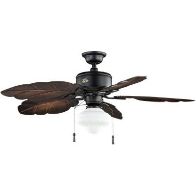Hampton Bay Outdoor Ceiling Fans With Lights Throughout Most Recently Released Hampton Bay Outdoor Ceiling Fans – 10 Absolute Fans To Install At (Gallery 12 of 15)