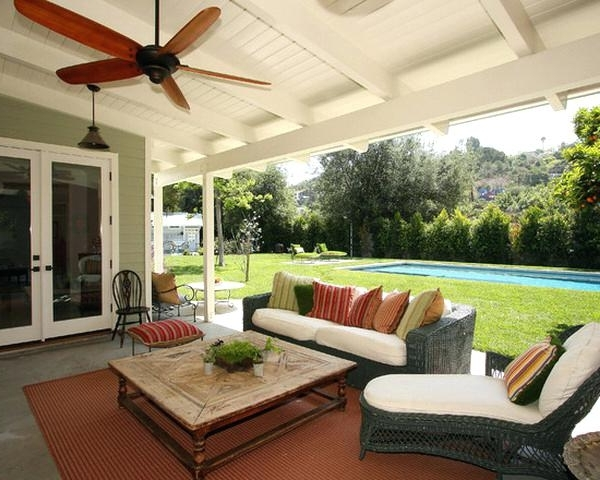 Harvey Norman Outdoor Ceiling Fans In Most Recent Outside Ceiling Fans Breeze Outdoor Porch Fan On Front Porch Ceiling (Gallery 6 of 15)