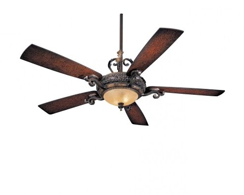 High Output Outdoor Ceiling Fans Inside Trendy Best Ceiling Fan Under 1000 Dollars (View 11 of 15)