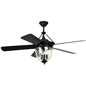 Home Decorators Bromley 52 In. Led Indoor/outdoor Ceiling Fan Throughout Latest Bronze Outdoor Ceiling Fans With Light (Gallery 3 of 15)