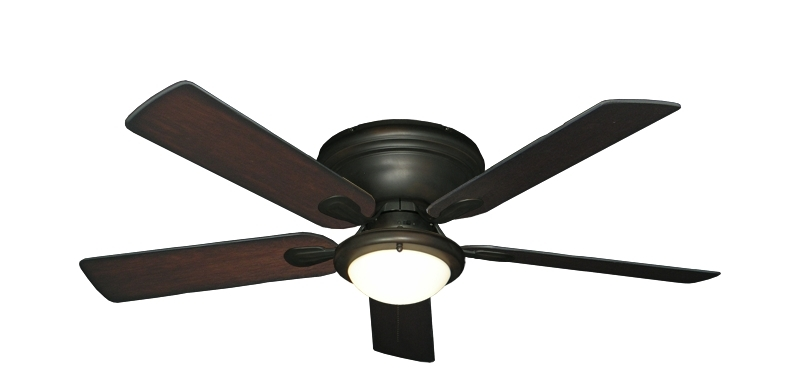Hugger Ceiling Fans With Lights Perfect Outdoor Ceiling Fan With With Recent Hugger Outdoor Ceiling Fans With Lights (Gallery 4 of 15)