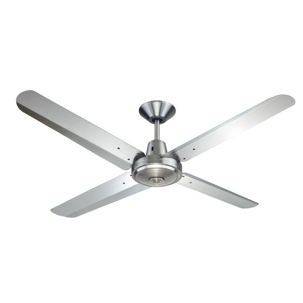 Hunter Pacific Typhoon Ceiling Fan – 316 Stainless Steel Outdoor Fan In Most Popular Stainless Steel Outdoor Ceiling Fans (Gallery 3 of 15)