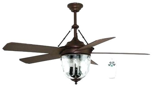 Indoor Outdoor Ceiling Fans – Acadianafashion With Most Current Outdoor Ceiling Fans With Lights (View 6 of 15)