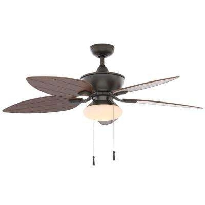 Indoor/outdoor – Coastal – Ceiling Fans – Lighting – The Home Depot Regarding Famous Outdoor Ceiling Fans For Coastal Areas (View 2 of 15)