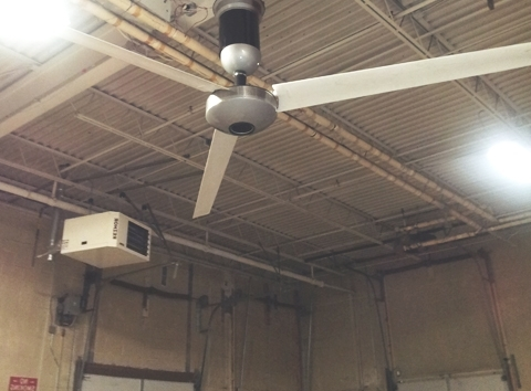 Industrial Ceiling Fan Media Gallery – Swifter Fans Regarding Recent High Volume Outdoor Ceiling Fans (Gallery 15 of 15)