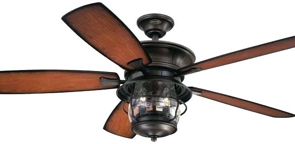 Lantern Ceiling Fan – Essereitaliani Intended For Latest Outdoor Ceiling Fans With Lantern Light (View 2 of 15)