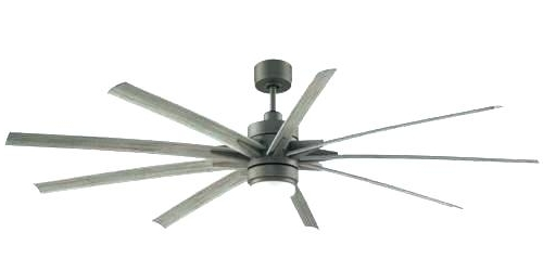 Large Outdoor Ceiling Fans With Lights Throughout Most Current Large Outdoor Ceiling Fans With Lights Big Ceiling Fans With Lights (View 5 of 15)