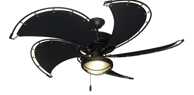 Low Profile Outdoor Ceiling Fan With Light – Lightworker29501 With Well Liked Black Outdoor Ceiling Fans With Light (View 8 of 15)