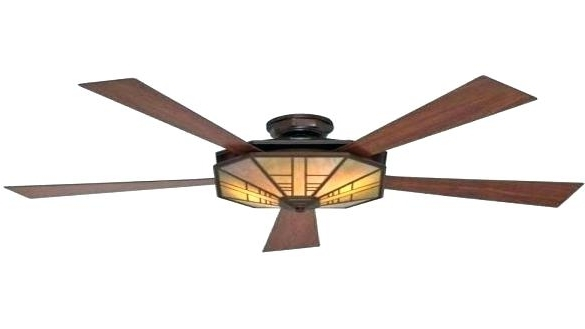 Mission Style Outdoor Pendant Lighting Ceiling Fan Portfolio Fans In Favorite Mission Style Outdoor Ceiling Fans With Lights (View 9 of 15)