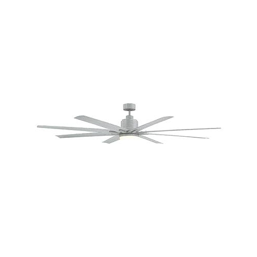 Most Current 72 Inch Outdoor Ceiling Fan Inch Ceiling Fan With Light Outdoor Throughout 72 Predator Bronze Outdoor Ceiling Fans With Light Kit (View 13 of 15)