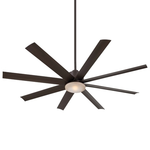 Most Current Mf888orb Slipstream Oversize Fan (60'' And Larger) Ceiling Fan – Oil Within Outdoor Ceiling Fans With Speakers (View 9 of 15)