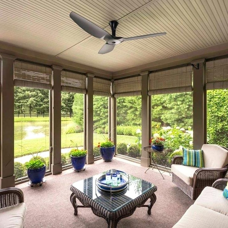 Most Current Outdoor Porch Ceiling Fans Medium Size Of Ceiling Ceiling Fans Porch With Enclosed Outdoor Ceiling Fans (View 7 of 15)