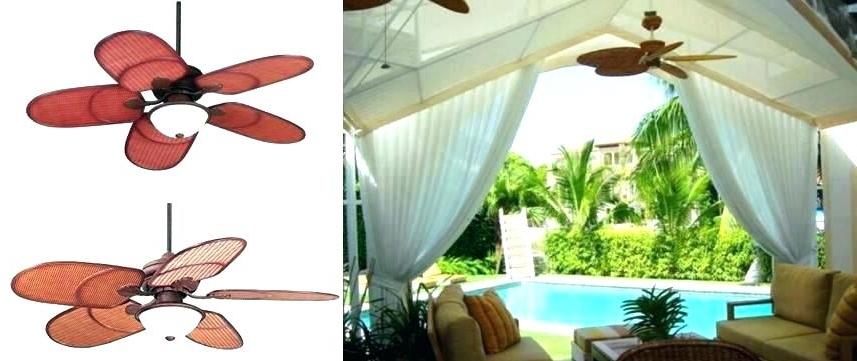 Most Popular Casa Vieja Fan A6143 Fan Ceiling Fan Rattan Outdoor Tropical Probe Regarding Casa Vieja Outdoor Ceiling Fans (View 11 of 15)