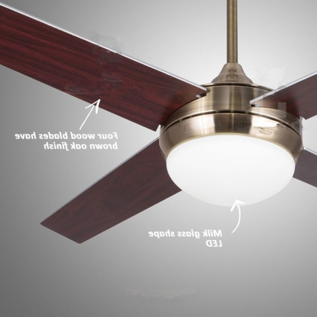 Most Popular Ceiling Fan Modern Indoor Outdoor Pull Chain Reversible Motor Pertaining To Outdoor Ceiling Fans With Pull Chain (View 11 of 15)