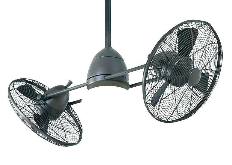 Most Popular Outdoor Double Oscillating Ceiling Fans With Double Oscillating Ceiling Fan – Mundoreiki (View 7 of 15)