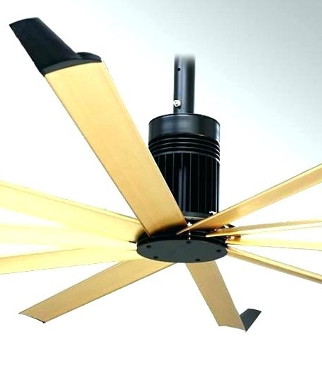 Most Popular Oversized Outdoor Ceiling Fans With Big Outdoor Ceiling Fans Fan Oversized Modern Ass With Design (View 11 of 15)