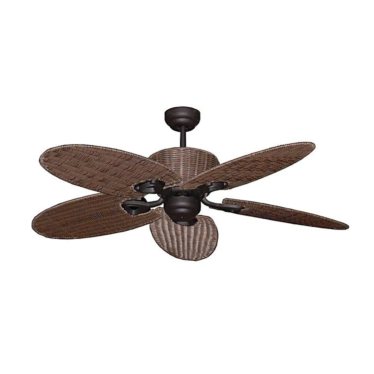 Most Recent Ceiling Fans (View 7 of 15)