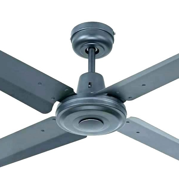 Most Recent Outdoor Ceiling Fans With Metal Blades Intended For Metal Blade Fans Outdoor Ceiling Fan Swift 3 Pedestal – Ideas Living (View 15 of 15)