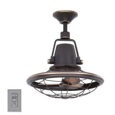 Most Recent Outdoor Ceiling Mount Oscillating Fans In 8 Blades – Downrod Mount – Outdoor – Ceiling Fans – Lighting – The (View 12 of 15)