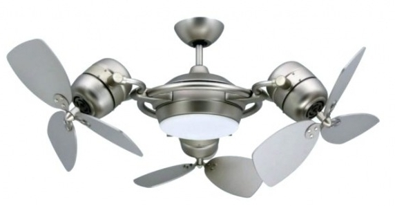 Most Recent Vertical Outdoor Ceiling Fans With Ceiling Fan ~ Dual Head Outdoor Ceiling Fan Vertical Ceiling Fan (View 14 of 15)