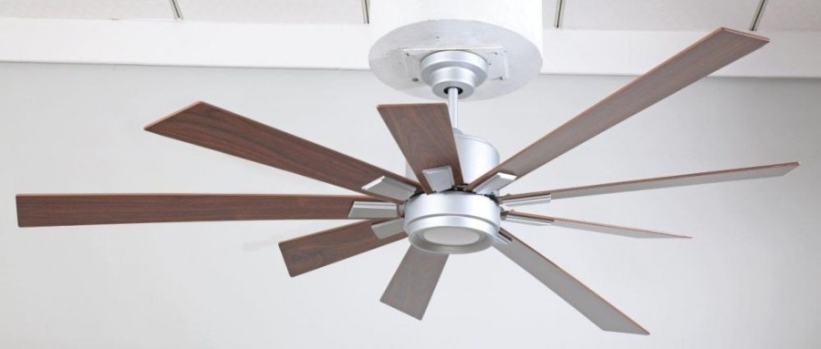 Most Recently Released 72 In Ceiling Fans Lighting The Home Depot With Regard To Fan Intended For 72 Predator Bronze Outdoor Ceiling Fans With Light Kit (View 13 of 15)