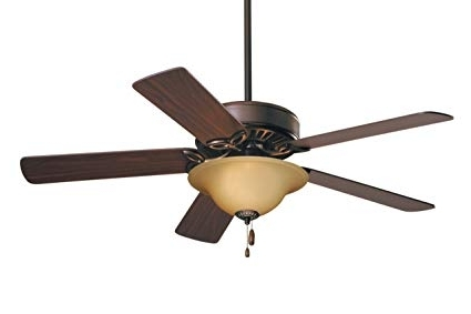 Most Recently Released Amazon: Emerson Ceiling Fans Cf712Orb Pro Series Ceiling Fans Intended For Outdoor Ceiling Fans With Removable Blades (View 6 of 15)