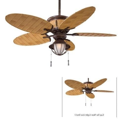 Most Recently Released Bamboo Outdoor Ceiling Fans Within Tropical Outdoor Ceiling Fans – The Tropical Touch In Outdoor (View 13 of 15)