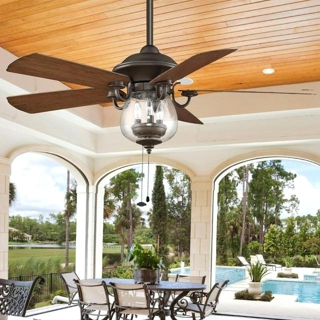 Most Recently Released Clear Ceiling Fan Globes Indoor Outdoor Ceiling Fan Globes Clear With Outdoor Ceiling Fans With Light Globes (View 7 of 15)