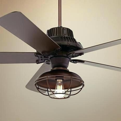 Most Up To Date Caged Outdoor Ceiling Fans Elegant Fan With Cage Light Lovely Intended For Outdoor Ceiling Fans With Cage (View 6 of 15)