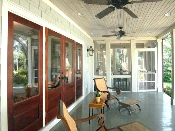 Most Up To Date Elegant Outdoor Ceiling Fans Throughout Outdoor Patio Ceiling Fans For Choose Ceiling Fans For Indoor Or (View 6 of 15)