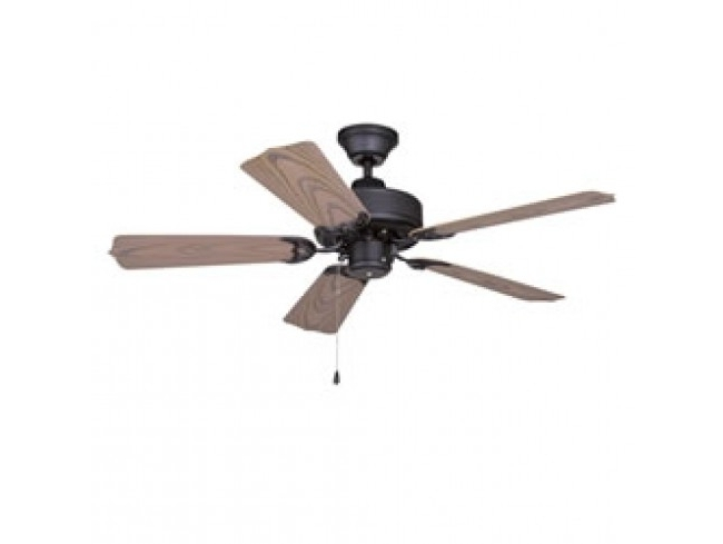 "Most Up To Date Ellington All Weather 42"" Outdoor Ceiling Fan – Matte Black With Regard To Ellington Outdoor Ceiling Fans (View 8 of 15)"