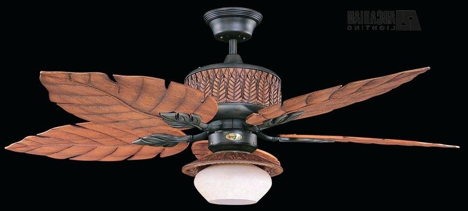 Most Up To Date Outdoor Ceiling Fan With Light Kit Concord Fans Breeze Tropical Inside Tropical Outdoor Ceiling Fans With Lights (View 6 of 15)