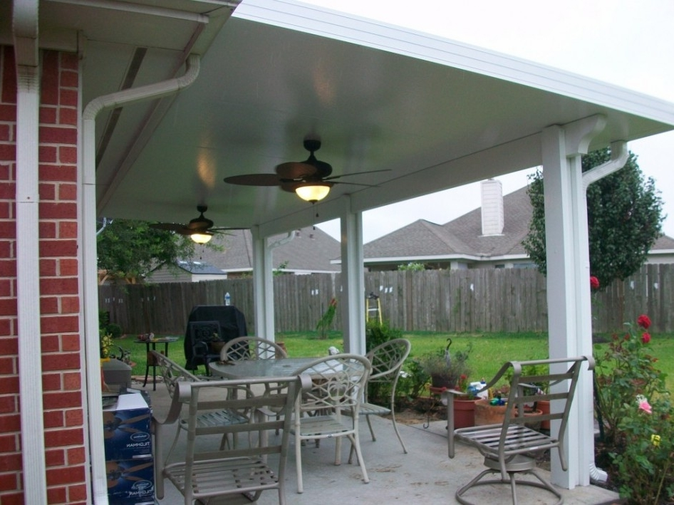 Most Up To Date Outdoor Ceiling Fans For Patios Within Patio Ceiling Fans – Darcylea Design (View 4 of 15)