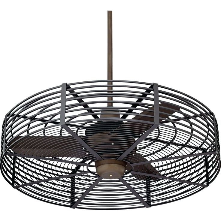 Most Up To Date Outdoor Ceiling Fans With Guard With Regard To Ceiling Fan In Cage – Photos House Interior And Fan Iascfconference (View 6 of 15)