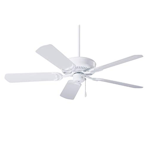 Most Up To Date Rust Proof Outdoor Ceiling Fans With Regard To Outdoor Ceiling Fan With Light Wet Rated: Amazon (View 9 of 15)