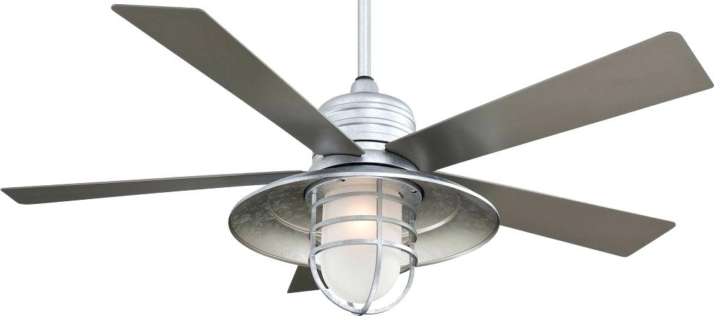 Nautical Outdoor Ceiling Fans With Lights Throughout Newest Metal Ceiling Fan With Light Nautical Ceiling Fan Light Kit Luxury (View 11 of 15)