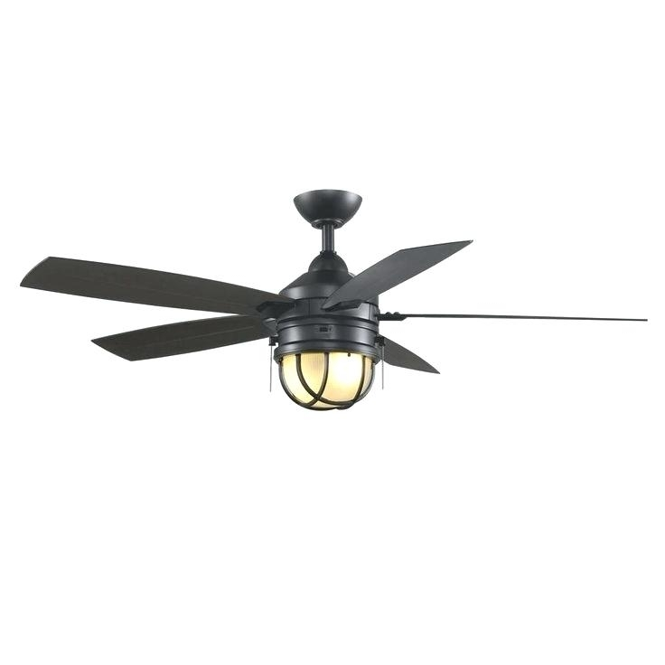 Newest 36 Inch Outdoor Ceiling Fans With Light Flush Mount With Regard To 36 Inch Outdoor Ceiling Fan Indoor Outdoor Natural Iron Ceiling Fan (View 12 of 15)