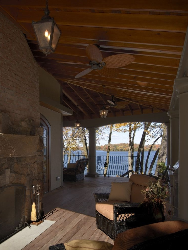 Newest Emerson Outdoor Ceiling Fans Traditional Patio Also Ceiling Fan Inside Outdoor Ceiling Fans For Decks (View 5 of 15)
