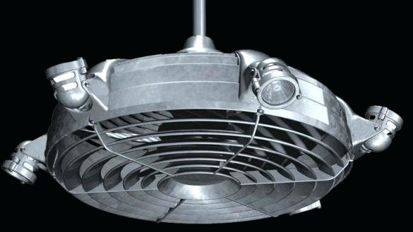 Newest Flush Mount Enclosed Ceiling Fan Beautiful Design Hunter Outdoor For Enclosed Outdoor Ceiling Fans (View 9 of 15)