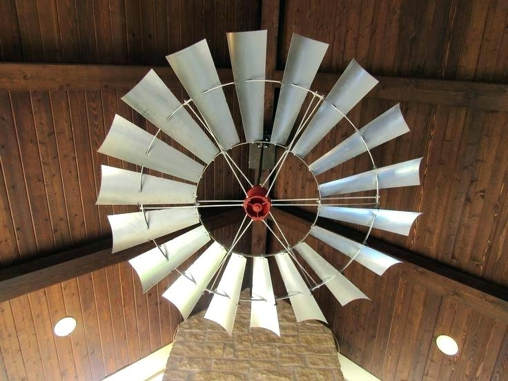 Newest Outdoor Windmill Ceiling Fans With Light For 6 New Windmill Ceiling Fan Outdoor Patio With Light Kit Fans Of (View 3 of 15)
