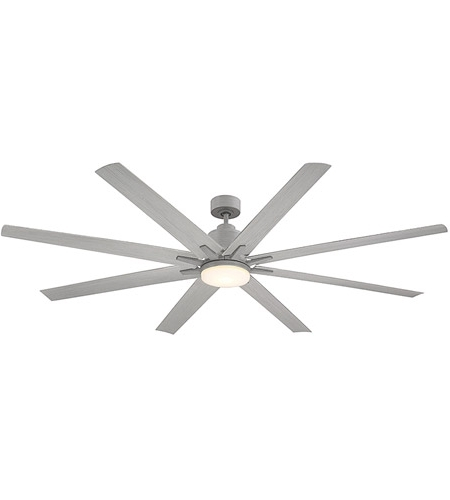 Newest Savoy House 72 5045 8Gr Gr Bluffton 72 Inch Grey Wood Outdoor Within Grey Outdoor Ceiling Fans (View 14 of 15)