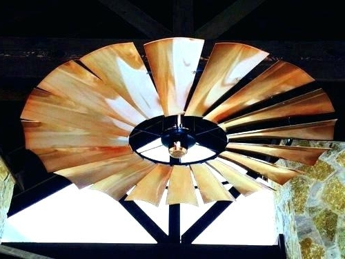Newest Windmill Ceiling Fan – Monitor Pc Regarding Outdoor Windmill Ceiling Fans With Light (View 11 of 15)