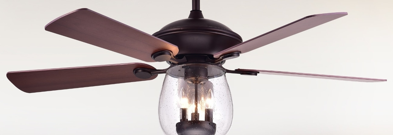 Our Best Lighting Deals With Outdoor Ceiling Fans With Schoolhouse Light (View 13 of 15)