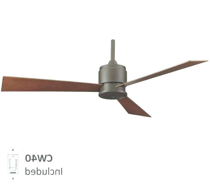 Outdoor Ceiling Fan No Light – Onegearculture With Regard To Current Modern Outdoor Ceiling Fans With Lights (View 10 of 15)
