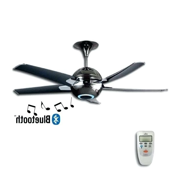 Outdoor Ceiling Fan With Bluetooth Speaker In Well Liked In Ceiling Bluetooth Speaker Ceiling Fan Q Built In Speaker Ceiling (View 11 of 15)