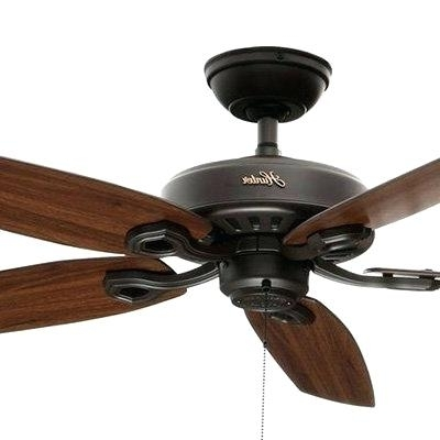 Outdoor Ceiling Fans And Lights For Most Recent Popular Indoor Outdoor Ceiling Fans Without Lights Spitfire Fan Dark (View 11 of 15)