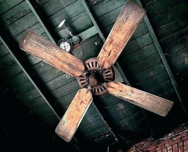 Outdoor Ceiling Fans For Barns With Regard To Preferred Ceiling Fan Barn Style Fans – Ballnet (View 5 of 15)