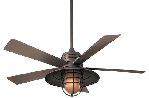 Outdoor Ceiling Fans For Canopy In Trendy Ceiling Fan Canopy Ceiling Fan Design Hunter Oil Rubbed Bronze (View 2 of 15)