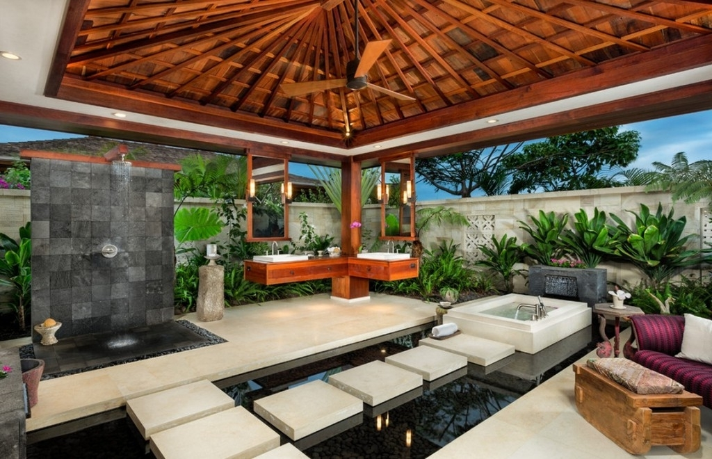 Outdoor Ceiling Fans For Pergola Pertaining To Latest 11 Best Outdoor Ceiling Fans With Unique Designs (Gallery 12 of 15)